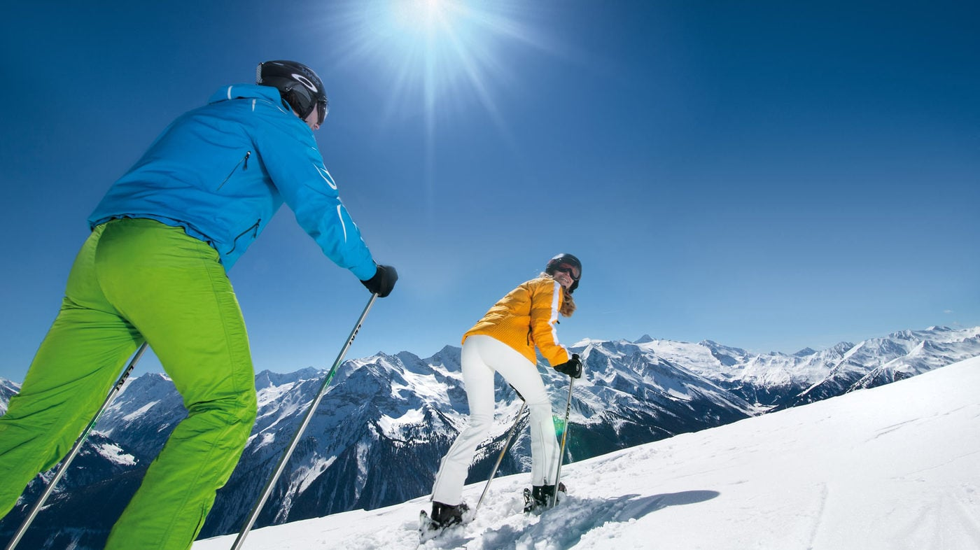 Skiing and snowboarding schools in Tux