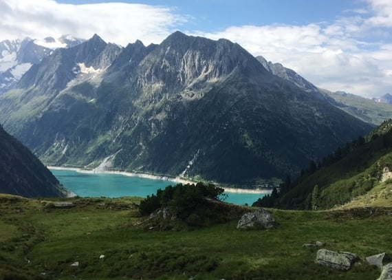 Friday Hike to the Klausenalm