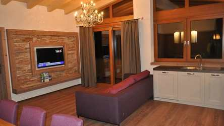 Deluxe Suite mit privat-Spa