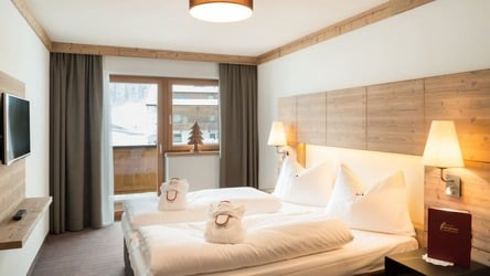 Superior Suite mit privat-Spa